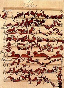Moritz von Gschwind Katzenmusik