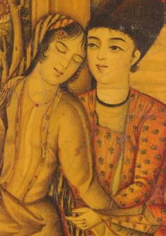 Persisches Paar
